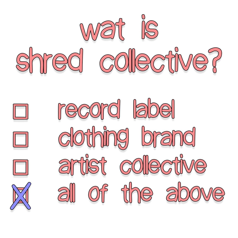 Getter Announces Shred Collective - Label, Merchandise, + More | SLVYVLL
